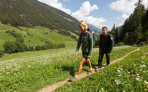 Ultnerhof Hiking
